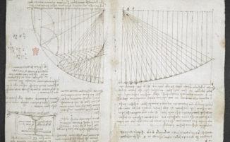 Disponibili online i quaderni di Leonardo Da Vinci per entrare nella mente di un genio
