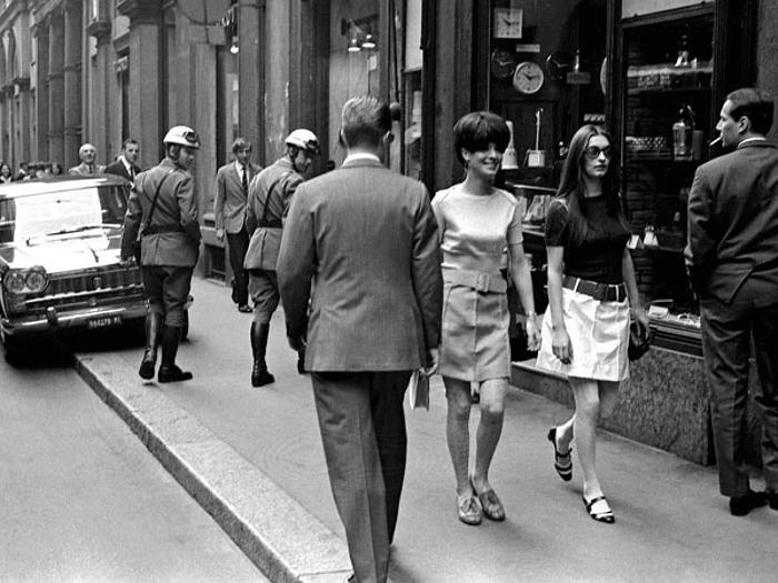 Le immagini più belle dei movimenti del 68 nel mondo - Milano