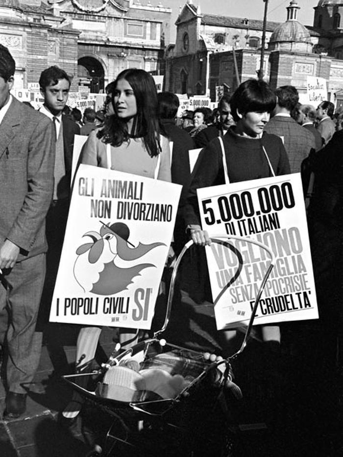 Le immagini più belle dei movimenti del 68 nel mondo - Roma