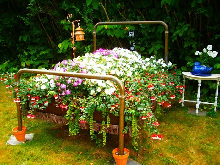 10 curiosi vasi per i fiori