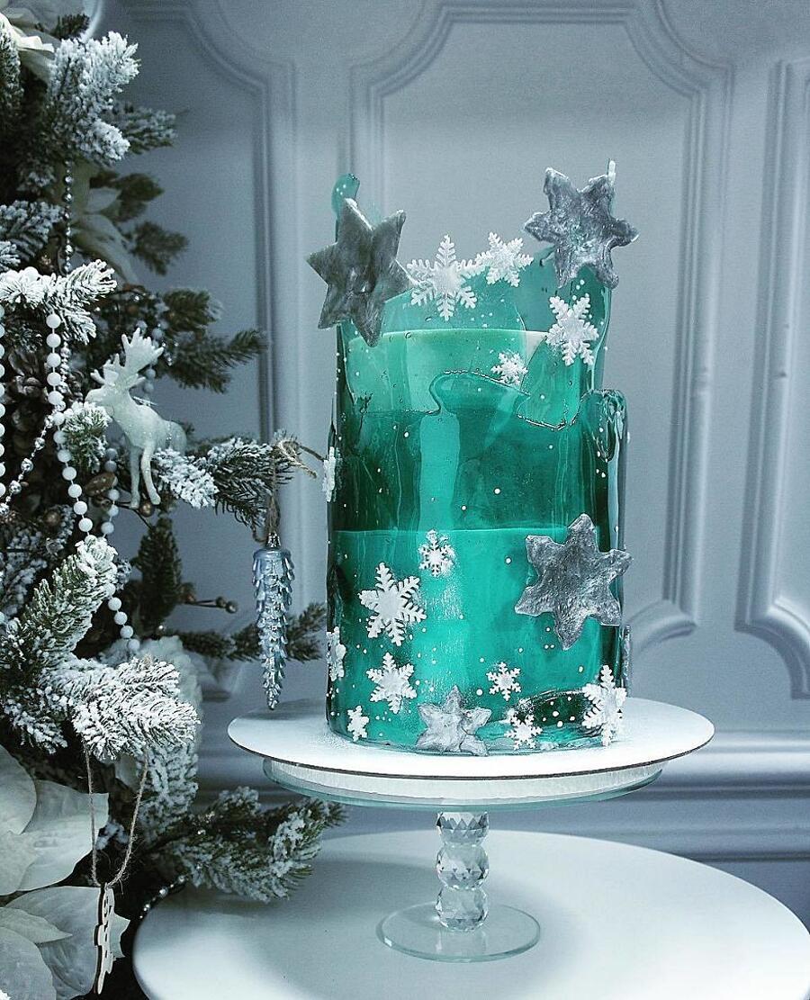 Cake design Elena Gnut