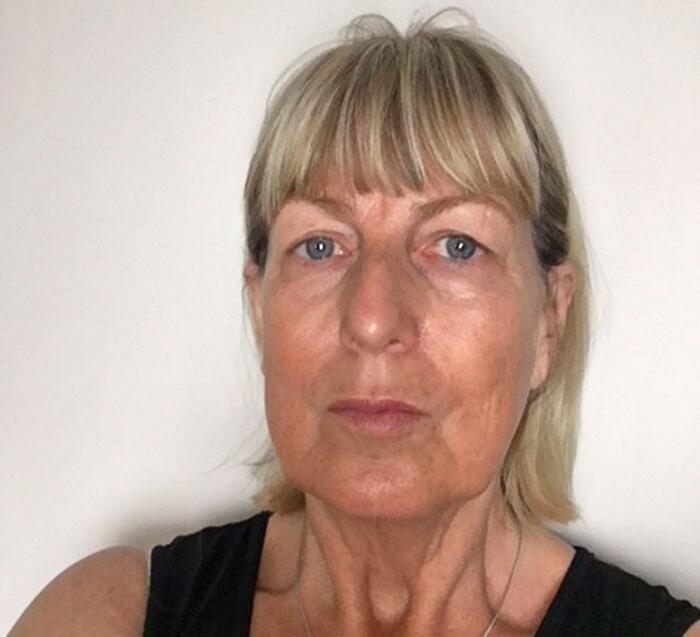 Fotografa trasforma anziane signore in sexy ragazze pin-up