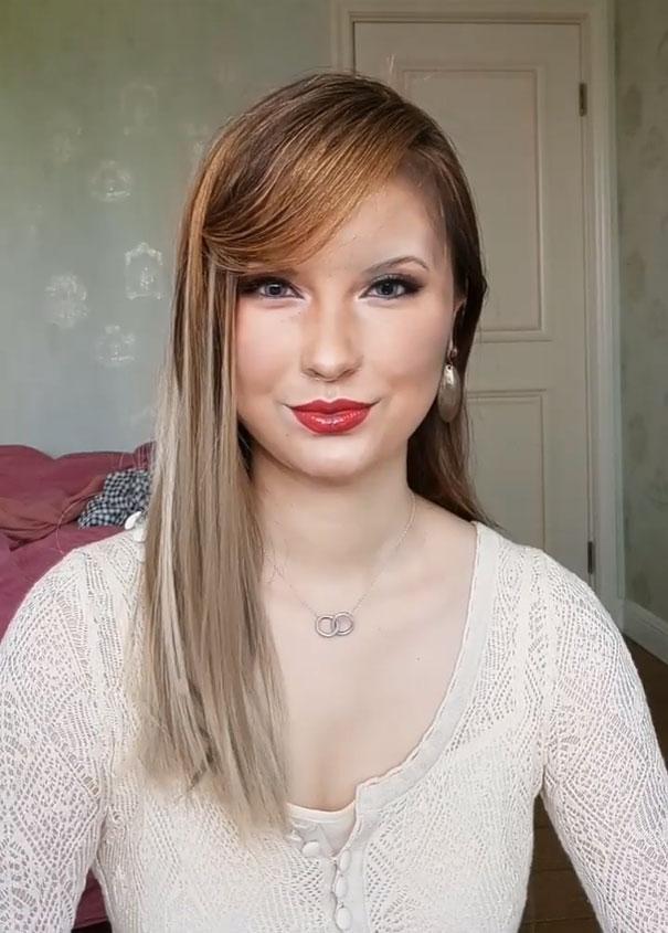 Make Up Taylor Swift He Yuhong Cina