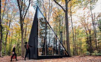 Una micro casa personalizzabile che può essere costruita ovunque