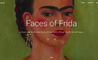 Google lancia la più grande collezione digitale su Frida Kahlo ed è gratis