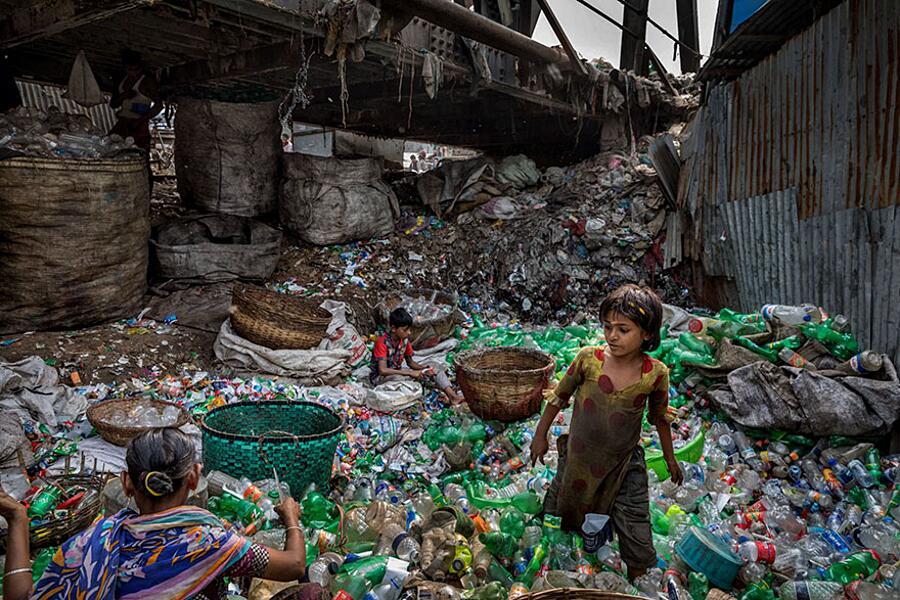 Planet Or Plastic Campagna Contro Inquinamento Plastica National Geographic