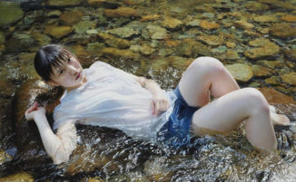 Dipinti iperrealisti di un artista giapponese così precisi che sembrano foto