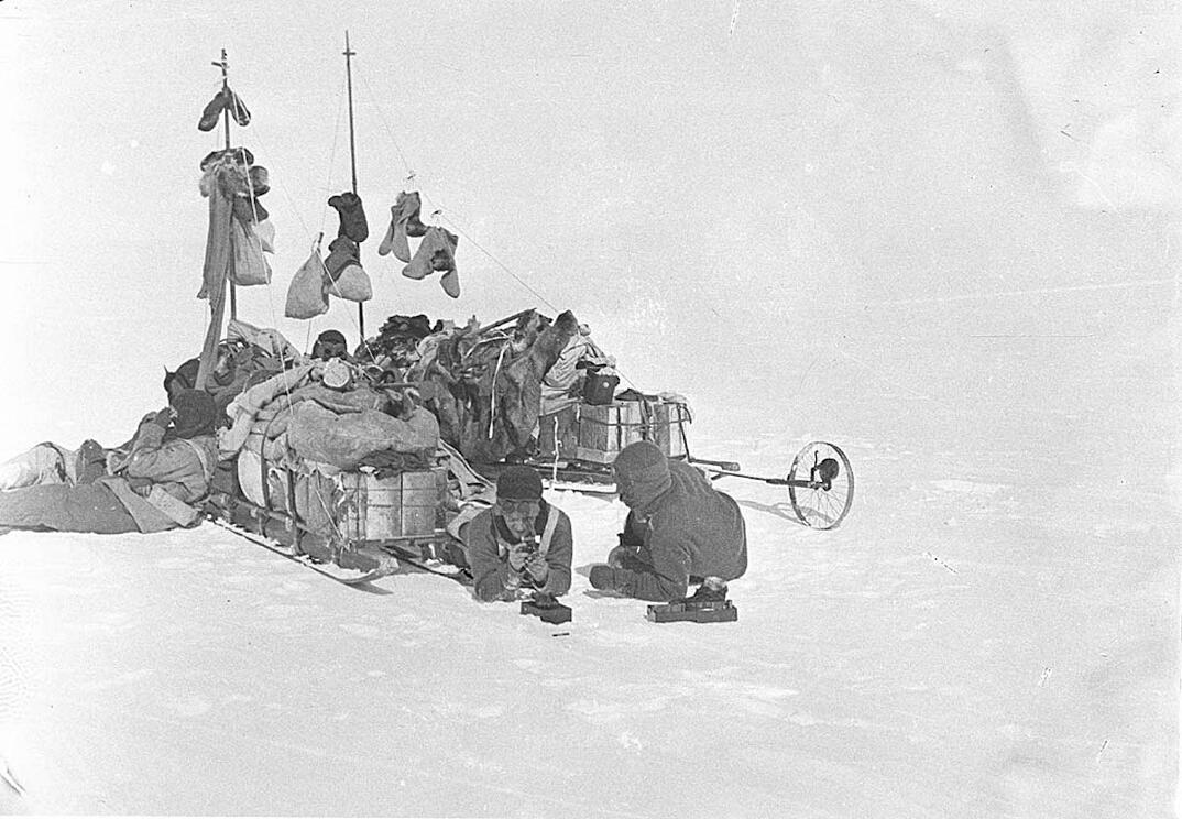 Spedizione Aurora in Antartide nel 1911, Australasian Antarctic Expedition