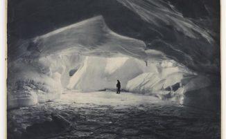 Rare foto della Spedizione Aurora in Antartide nel 1911