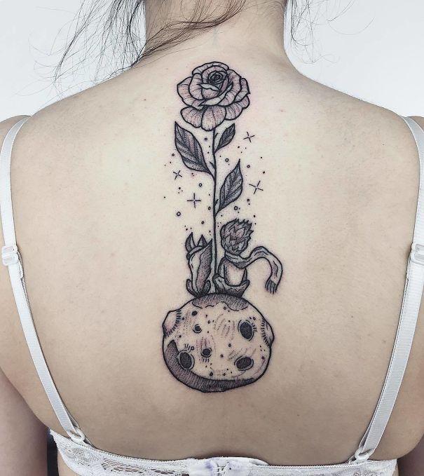 Tatuaggi Schiena