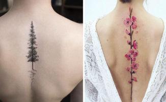 160 tra i migliori esempi di tatuaggi per la schiena che abbiate mai visto