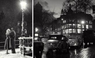 Una bellissima Amsterdam anni '50 catturata da Kees Scherer