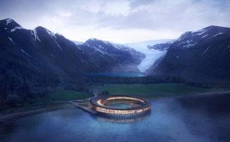 L'Hotel più ecologico del mondo si trova in Norvegia