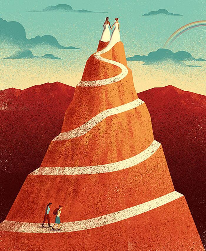 Illustrazioni critiche del mondo contemporaneo, Davide Bonazzi