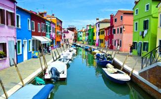 Le città più colorate del mondo: 30 luoghi da visitare