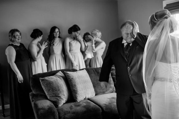 Padri Spose Reazioni