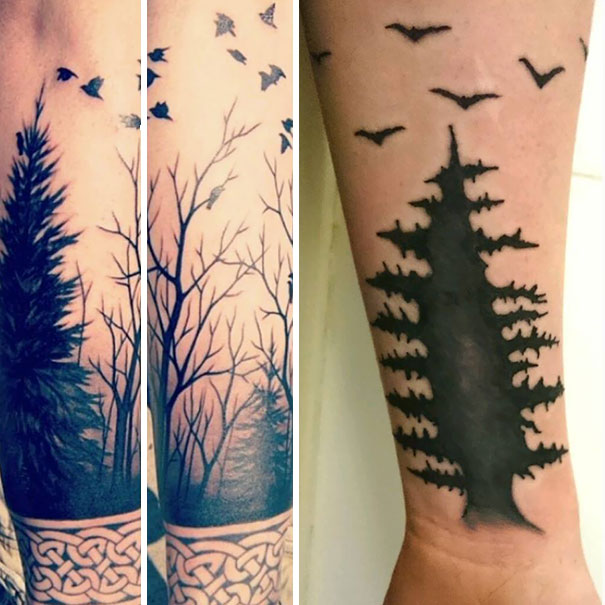 Tatuaggi Brutti