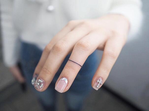 Tatuaggi Dita