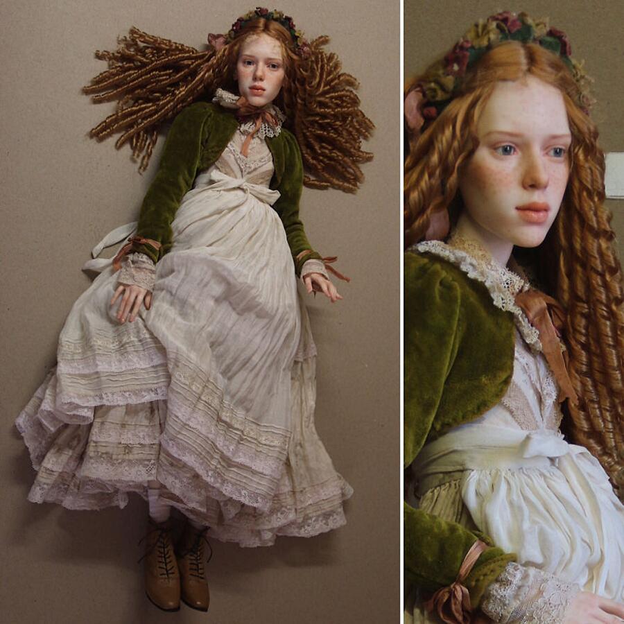 Bambole Realistiche Fatte A Mano Michael Zajkov