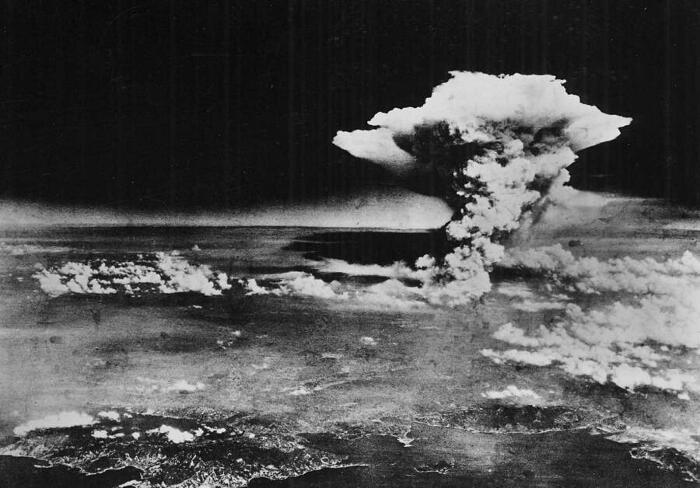 Bonsai Sopravvissuto Al Bombardamento Su Hiroshima