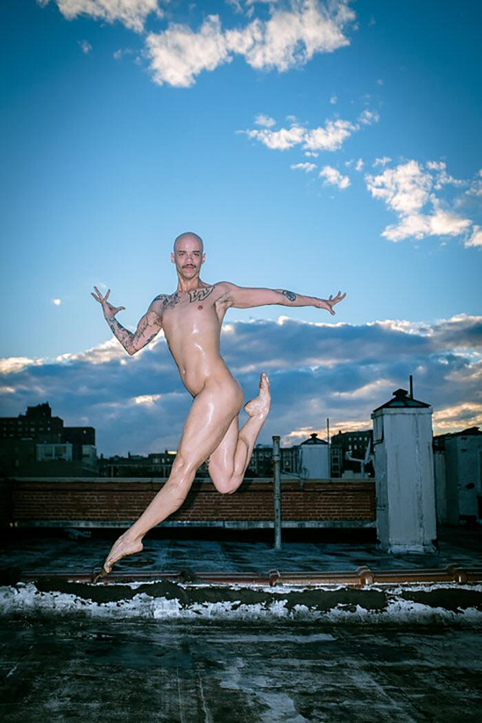 Foto Ballerini Nudi New York Omar Z. Robles