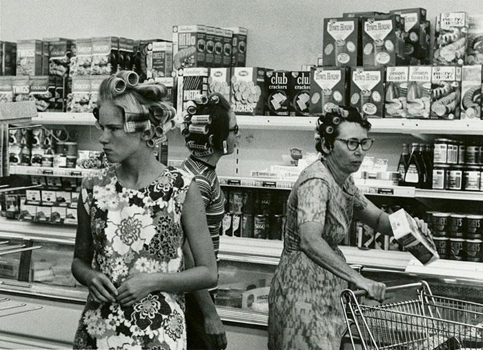61 foto vintage per un tuffo nel passato dei negozi di alimentari negli USA