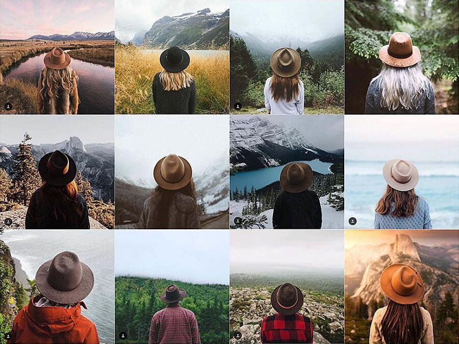 Foto Instagram Uguali Insta Repeat