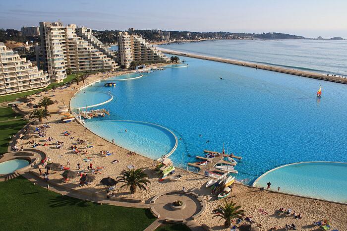 Le piscine più originali del mondo