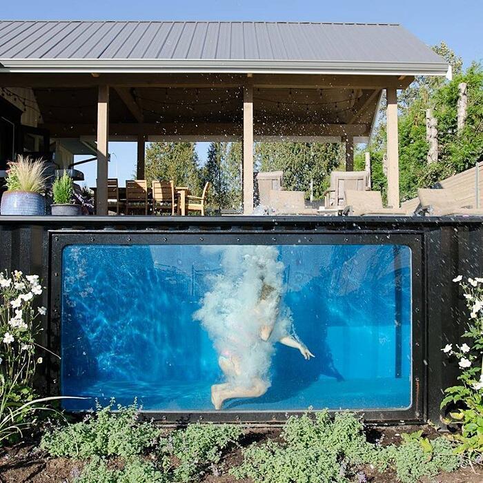 Le Le piscine più originali del mondo