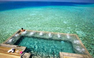 24 piscine davvero originali in cui tuffarsi