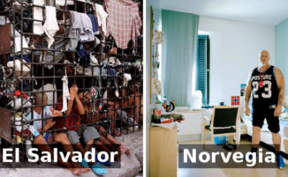 37 prigioni nel mondo: ecco le differenze con cui i paesi trattano i loro criminali
