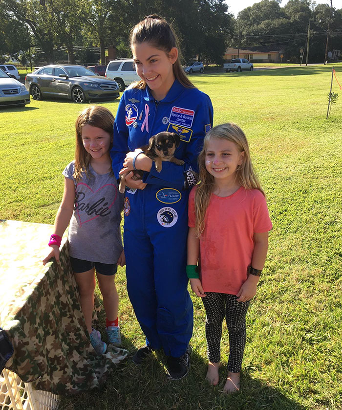 Primo Essere Umano Su Marte Alyssa Carson