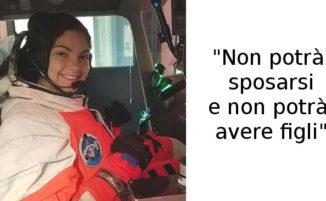Questa ragazza ha solo 17 anni e sarà il primo essere umano ad andare su Marte
