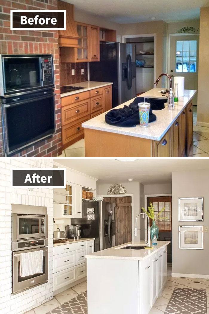 Stanze ristrutturate prima e dopo, esempi da copiare
