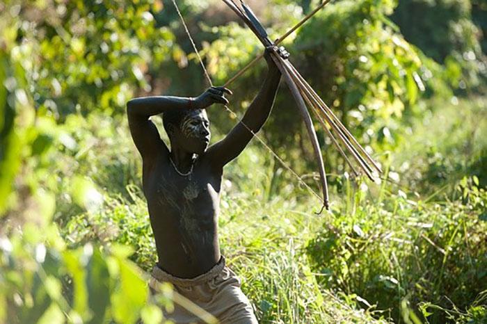 Tribù Jarawa Rischia Estinzione