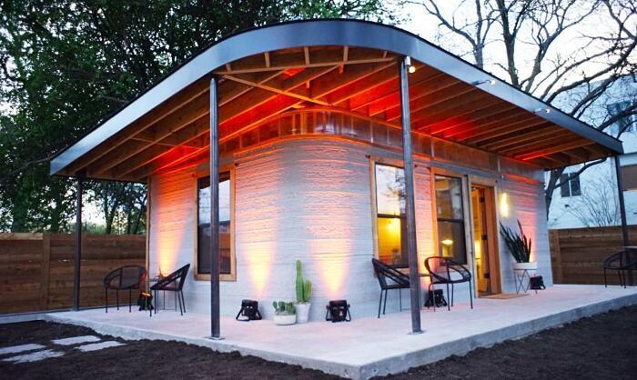 Case 3D: 11 esempi di case stampate in 3D che rivoluzioneranno l'edilizia residenziale