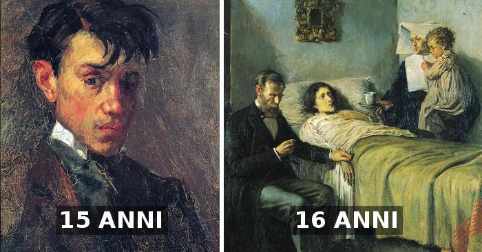 Gli incredibili dipinti di infanzia di Picasso rivelano un lato diverso dell'artista moderno