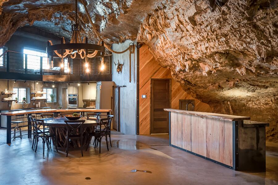 Beckham Creek Cave Lodge In Vendita Arkansas