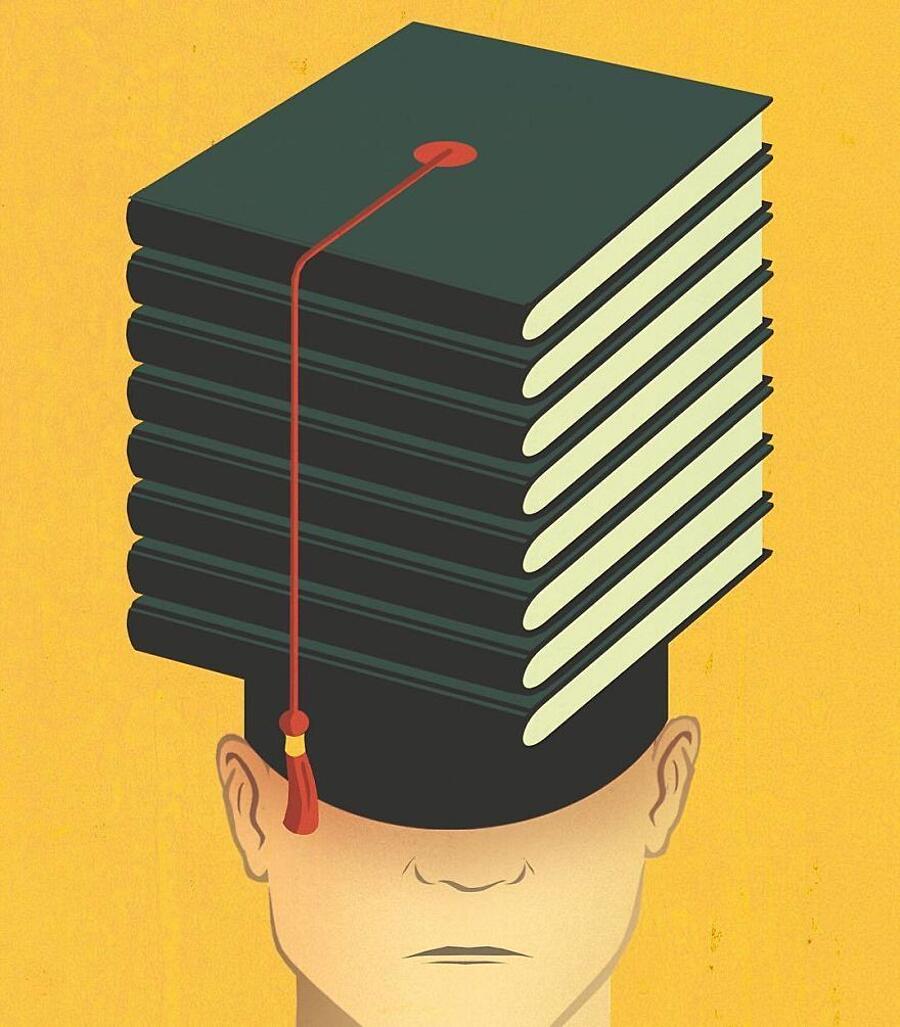 Illustrazioni Raccontano Società Contemporanea Stephan Schmitz
