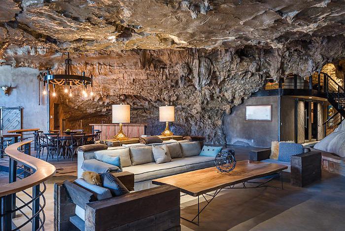 Messa in vendita la grotta più lussuosa del mondo