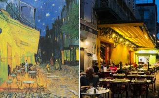 Luoghi reali da visitare che hanno ispirato 8 quadri famosi