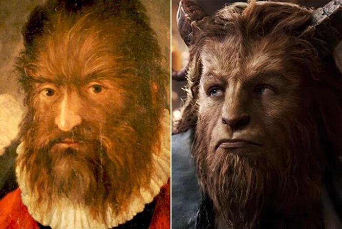 Petrus Gonsalvus e la vera storia de la Bella e la Bestia