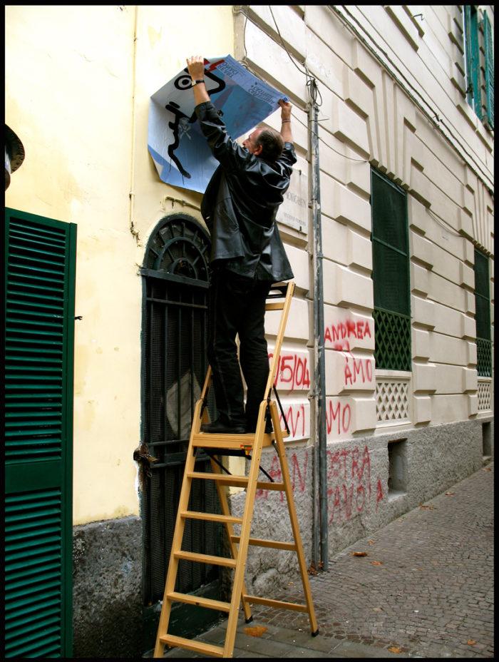 Il Cacciatore di Graffiti: Augusto De Luca