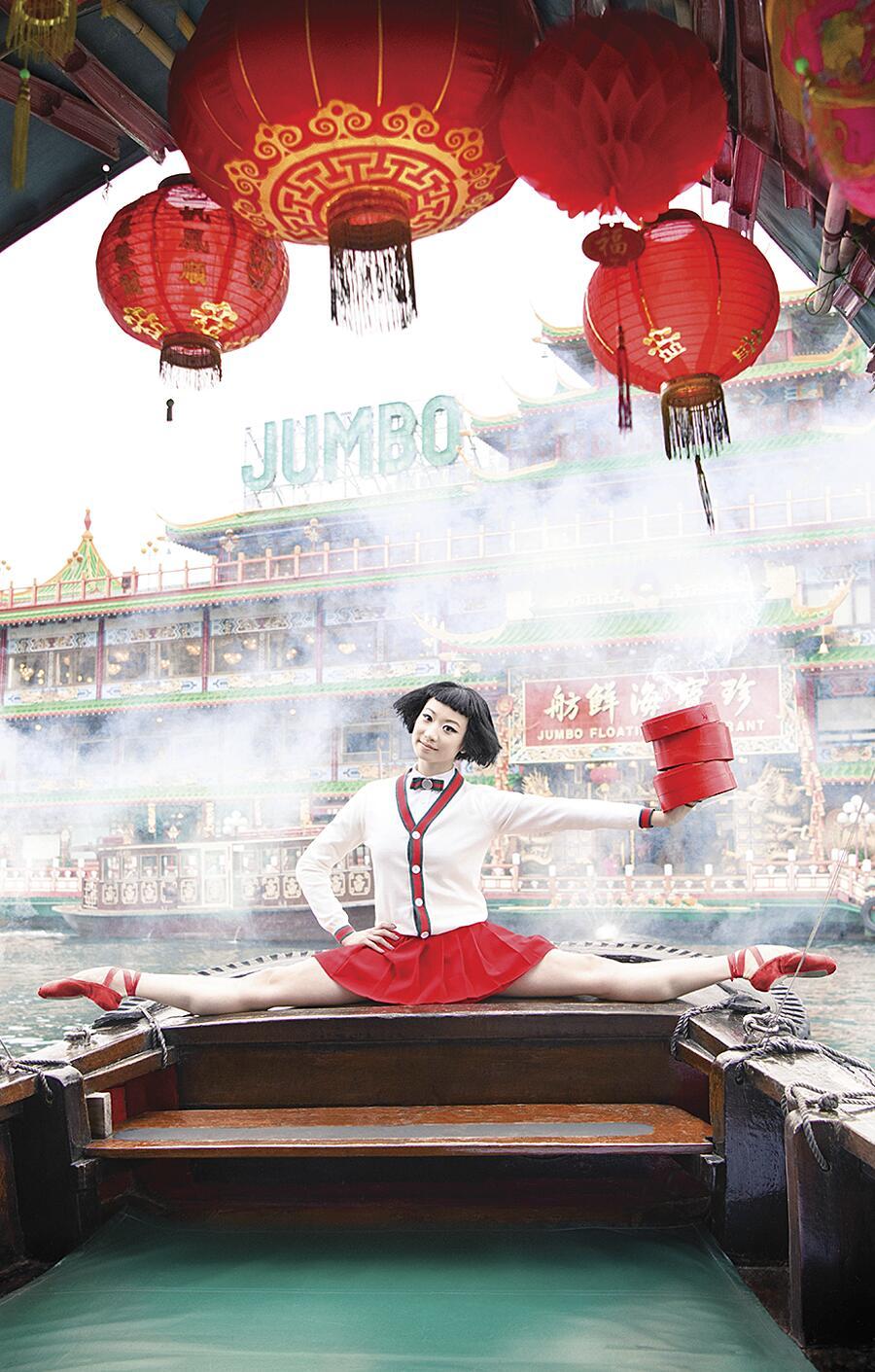 Foto Hong Kong Ballet Dean Alexander