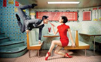 Il corpo di ballo dell'Hong Kong Ballet si mostra come mai prima