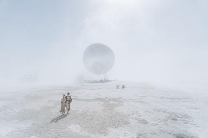 Foto Burning Man 2018