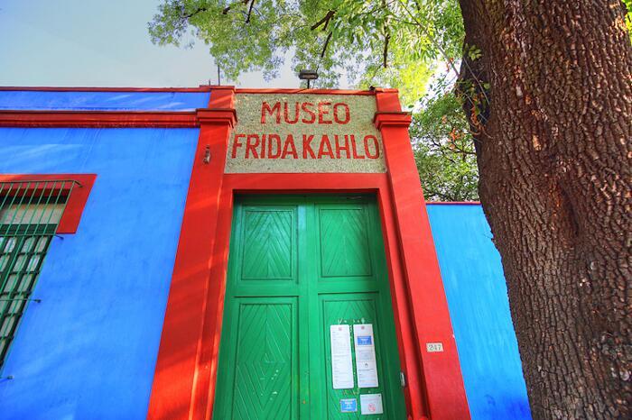 La Casa Azul Museo Frida Kahlo