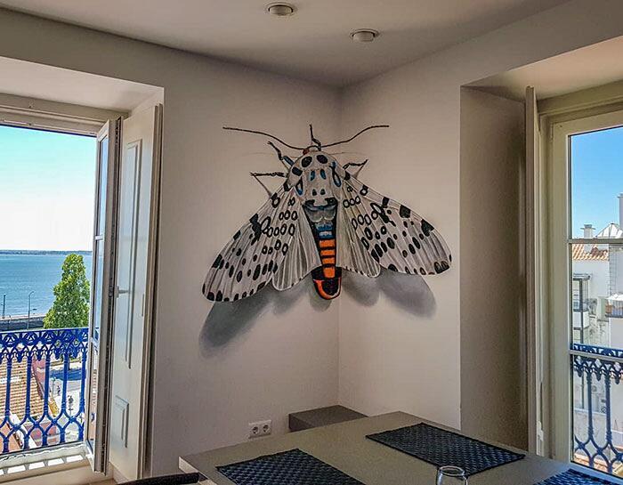 Street Art Tridimensionale Sergio Odeith