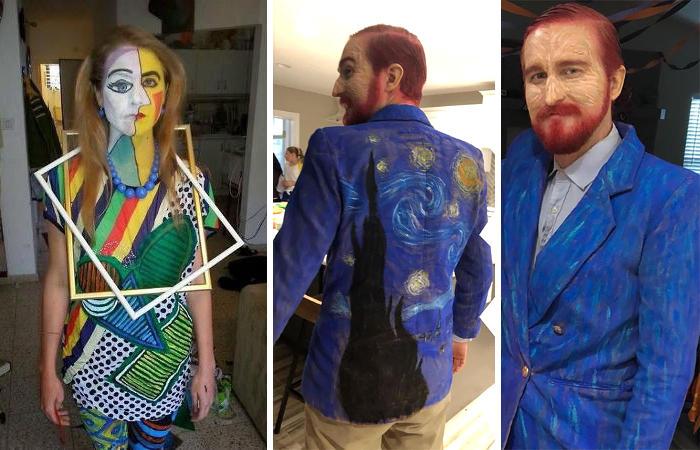 Una raccolta di costumi per Halloween divertenti e originali