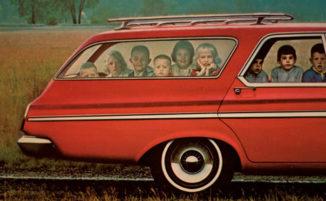 Foto degli anni '60 dimostrano perché le station wagon erano così amate